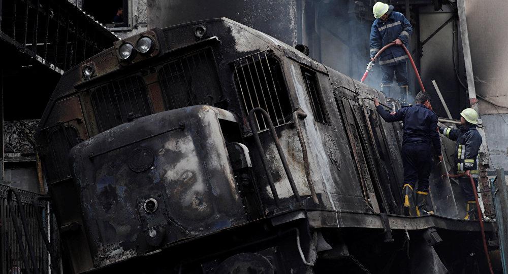 تركي آل الشيخ يتبرع لضحايا قطار محطة مصر بـ 10 ملايين جنيه