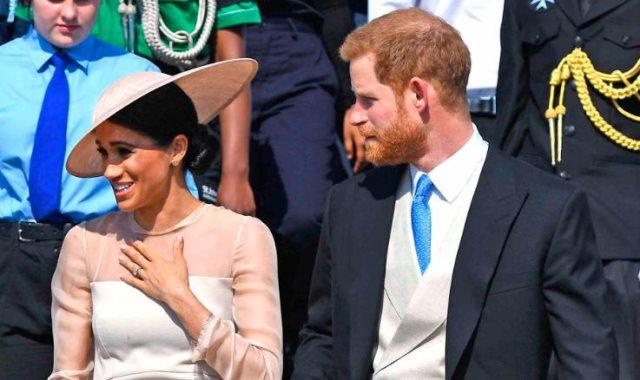 الأمير هاري يستخدم حساب سري مزيف لمراقبة ميجان ماركل