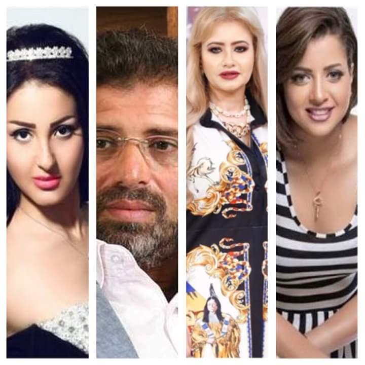 مع العيدان تعلق على فيديوهات خالد يوسف الإباحية