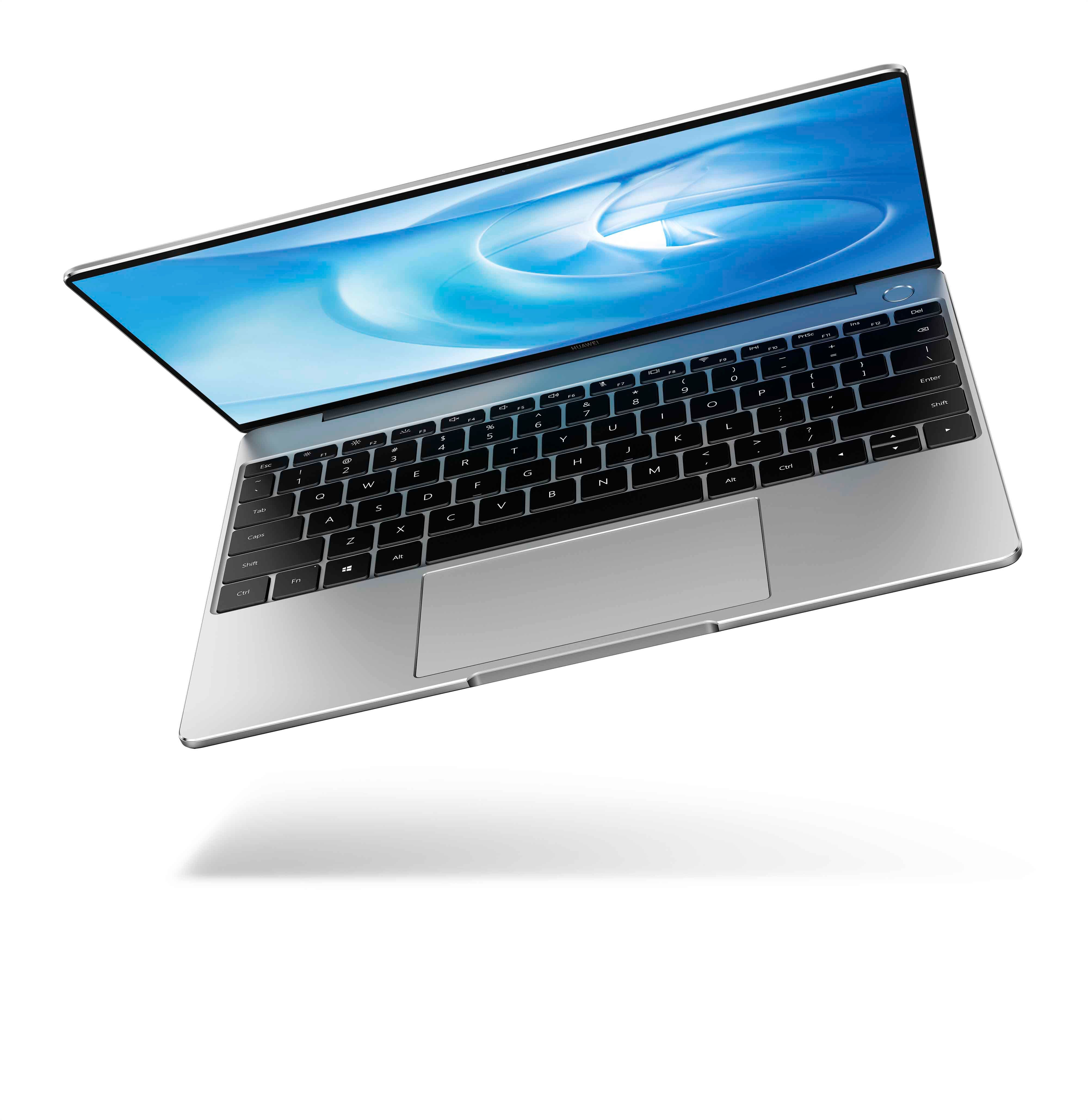 هواوي ترتقي بقطاع الحواسيب وتطرح حاسوبها فائق النحافة HUAWEI MateBook 13