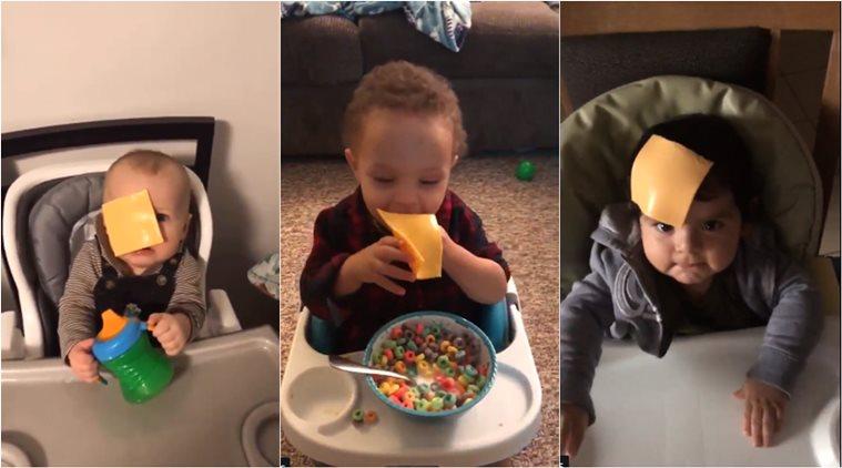 بالصور.. cheese challenge تحدي جديد يشعل مواقع التواصل الاجتماعي