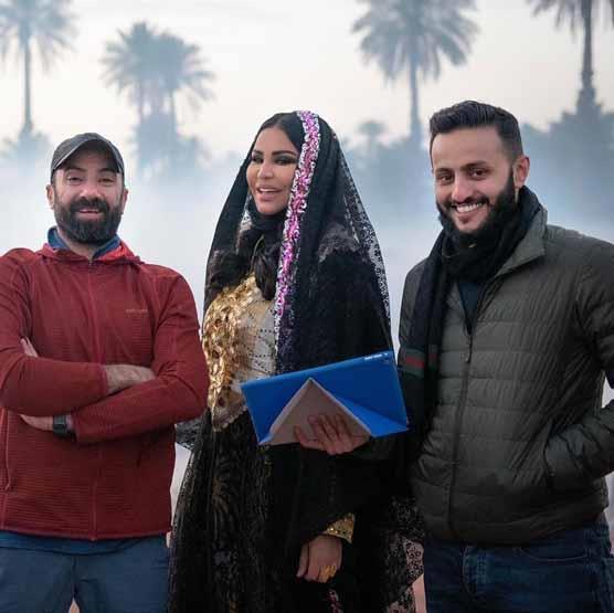احلام-و-المخرج-عبد-الله-المشرف
