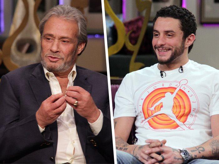 حقيقة طلاق احمد الفيشاوي وزوجته وفاروق الفيشاوي يتدخل لحل الازمة