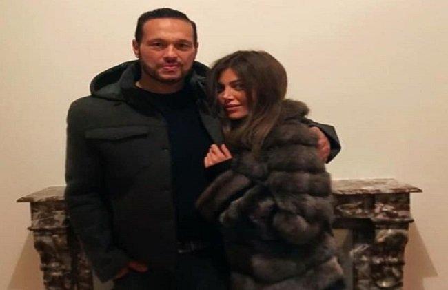 ريهام-حجاج-وزوجها-محمد-حلاوة