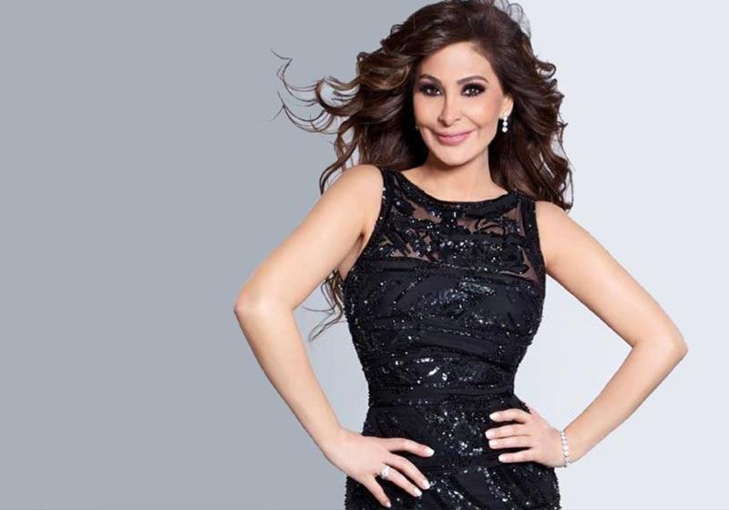المغنية اللبنانة إليسا