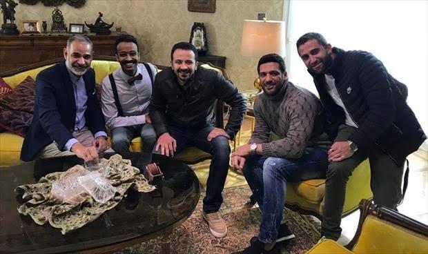 فريق عمل مسلسل الزوجه 18 رمضان 2019