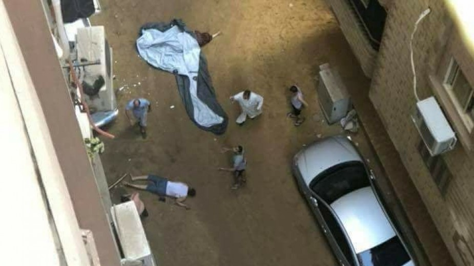 انتحار محامي بالقفز من الطابق السادس عقب ممارسته الشذوذ الجنسي