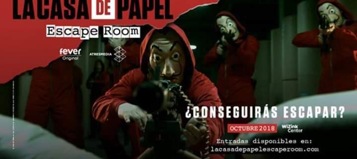 المسلسل الإسباني  La Casa De Papel