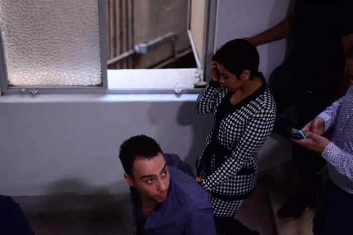 شيرين عبد الوهاب قبل التحقيق معها