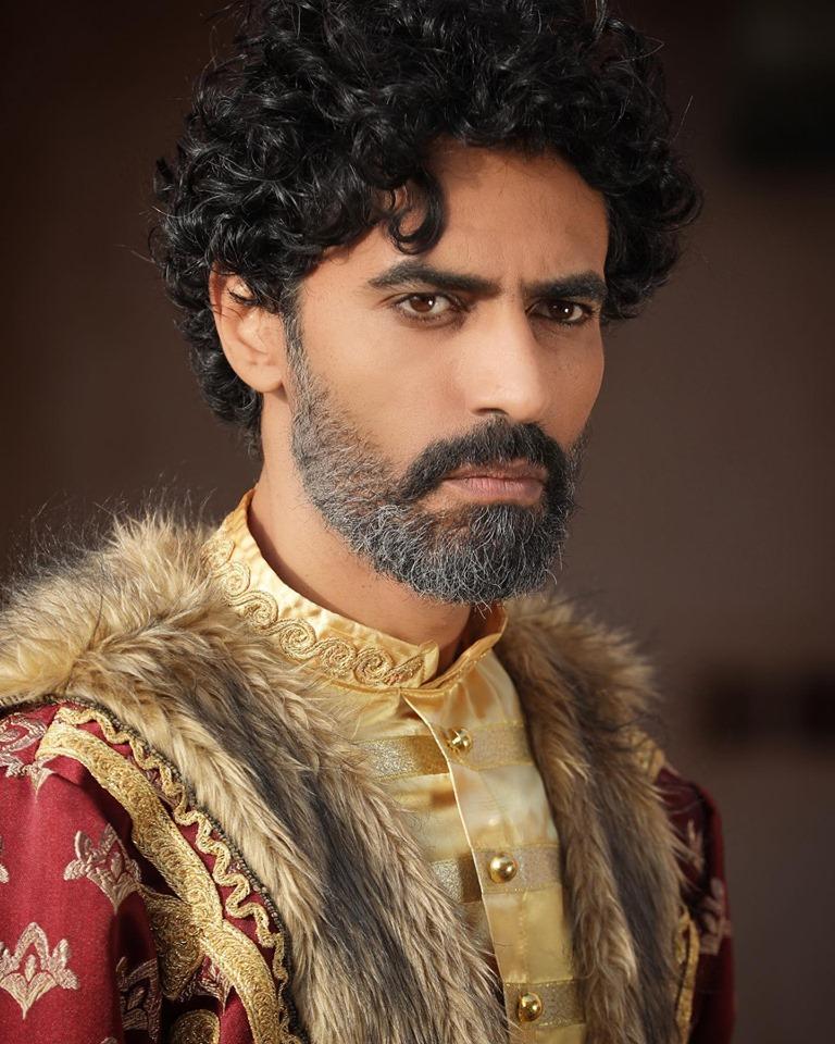 محمد علاء في شخصية سليم بيك من مسلسل حرملك