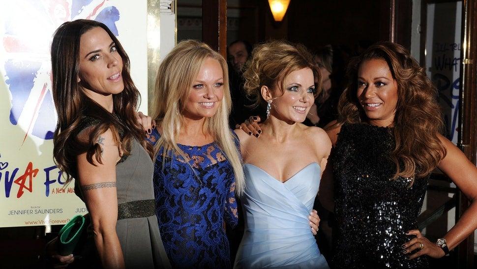 فرقة-Spice-Girls