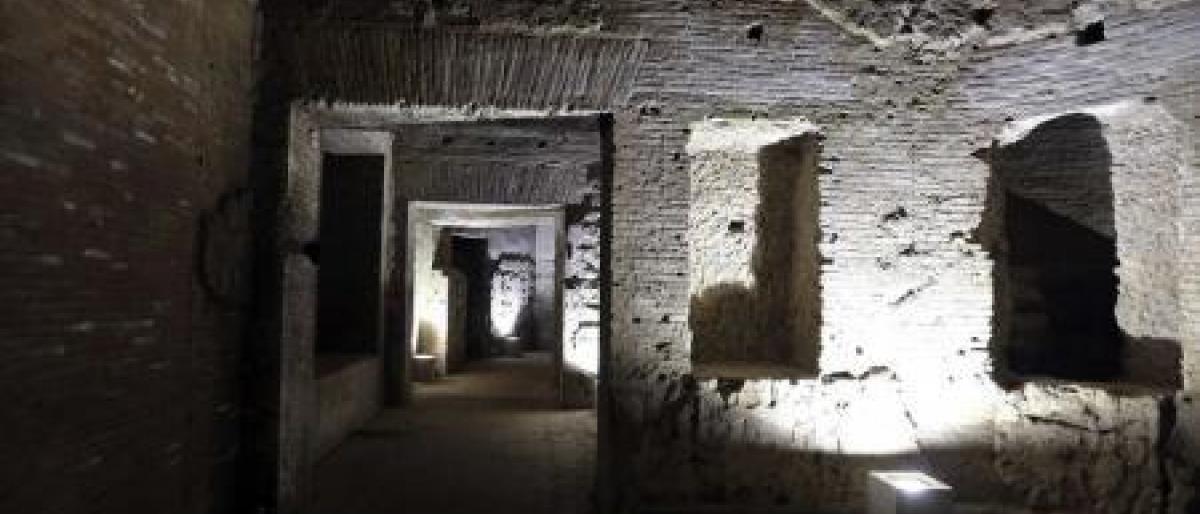 اكتشاف غرفة سرية غامضة تحت قصر نيرون تثير الكثير من التساؤلات !