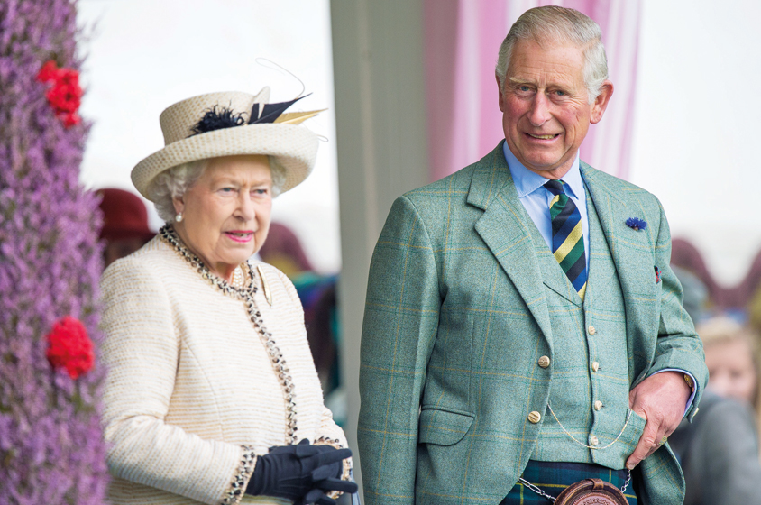الأمير تشارلز يستعد للحكم بعد الملكة إليزابيث الثانية من خلال اجتماعات سرية