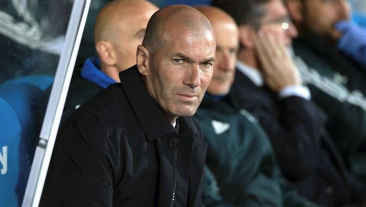 """زيدان مهدداً : """" أنا المدرب وإن لم أحصل على ما أريد سأرحل فوراً من النادي """""""