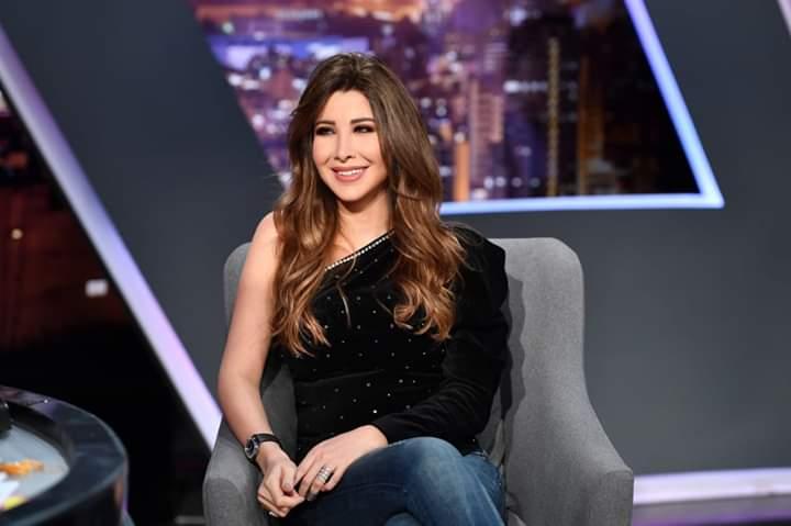 النجمة اللبنانية نانسي عجرم