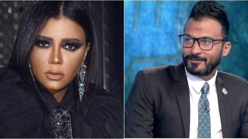 """إبراهيم سعيد يرفض الاعتذار لرانيا يوسف معلقاً """" وهى تستحمي أصلا! """""""