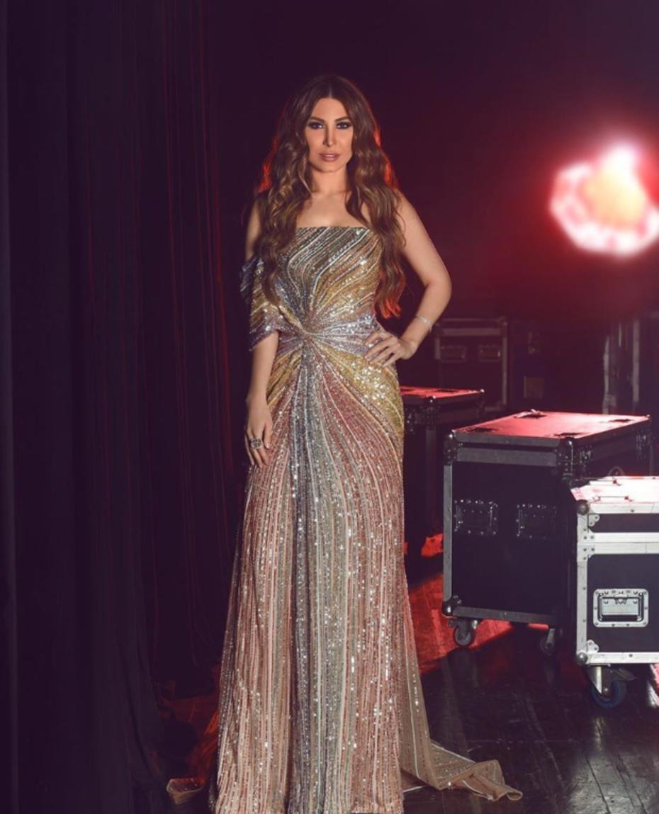 فستان يارا من بيت أزياء labourjoisie
