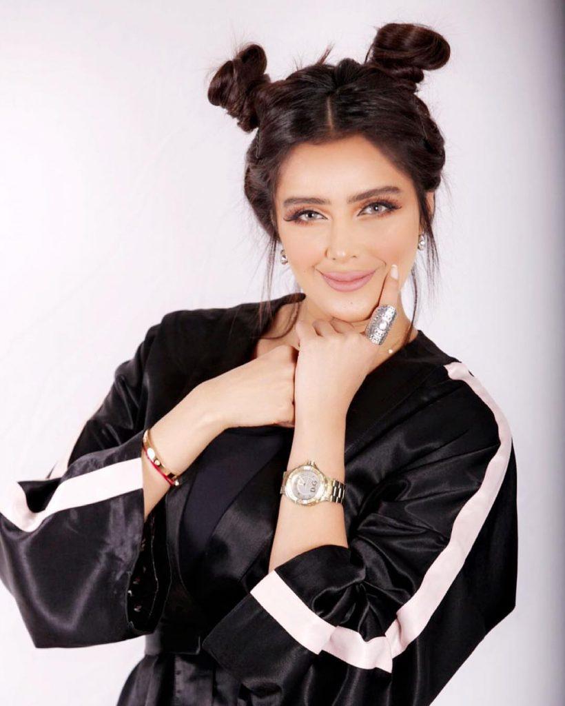 الإعلامية الكويتية ريم النجم
