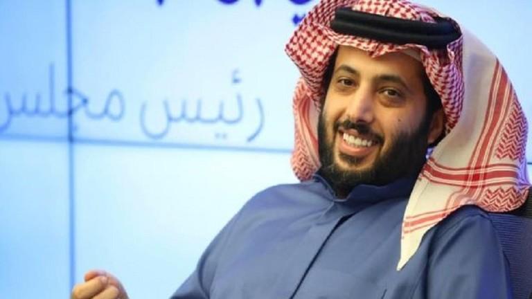 حقيقة إعفاء تركي آل الشيخ من منصبه بأمر ملكي