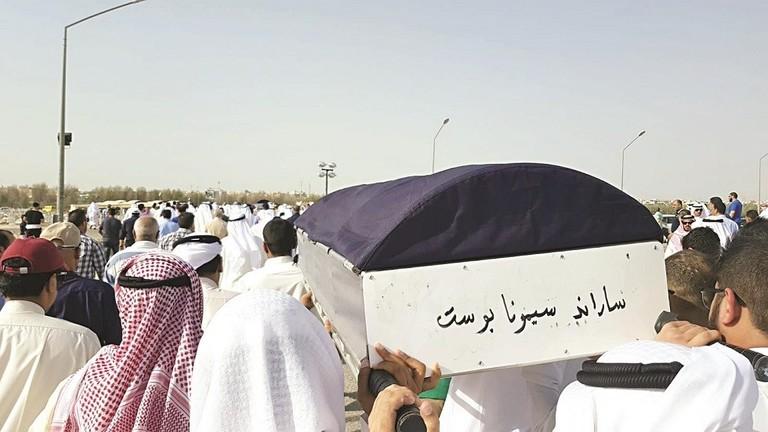 وفاة سيدة أمريكية أسلمت قبل 9 أيام في الكويت
