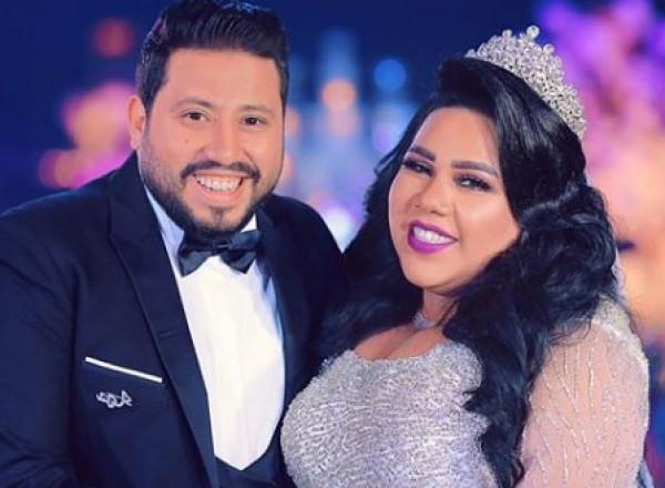 صور شيماء سيف و زوجها