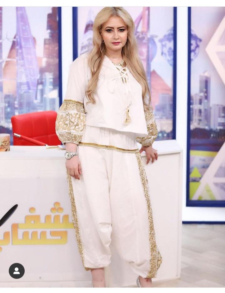 صورة الإعلامية الكويتية مي العيدان