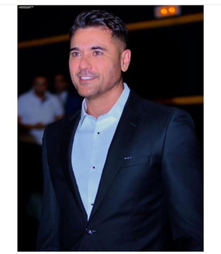 النجم أحمد عز