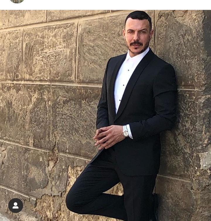 النجم السوري باسل خياط
