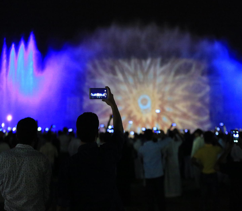 السعودية تقيم أنشطة وفعاليات ترفيهية وغنائية في مهرجان جدة