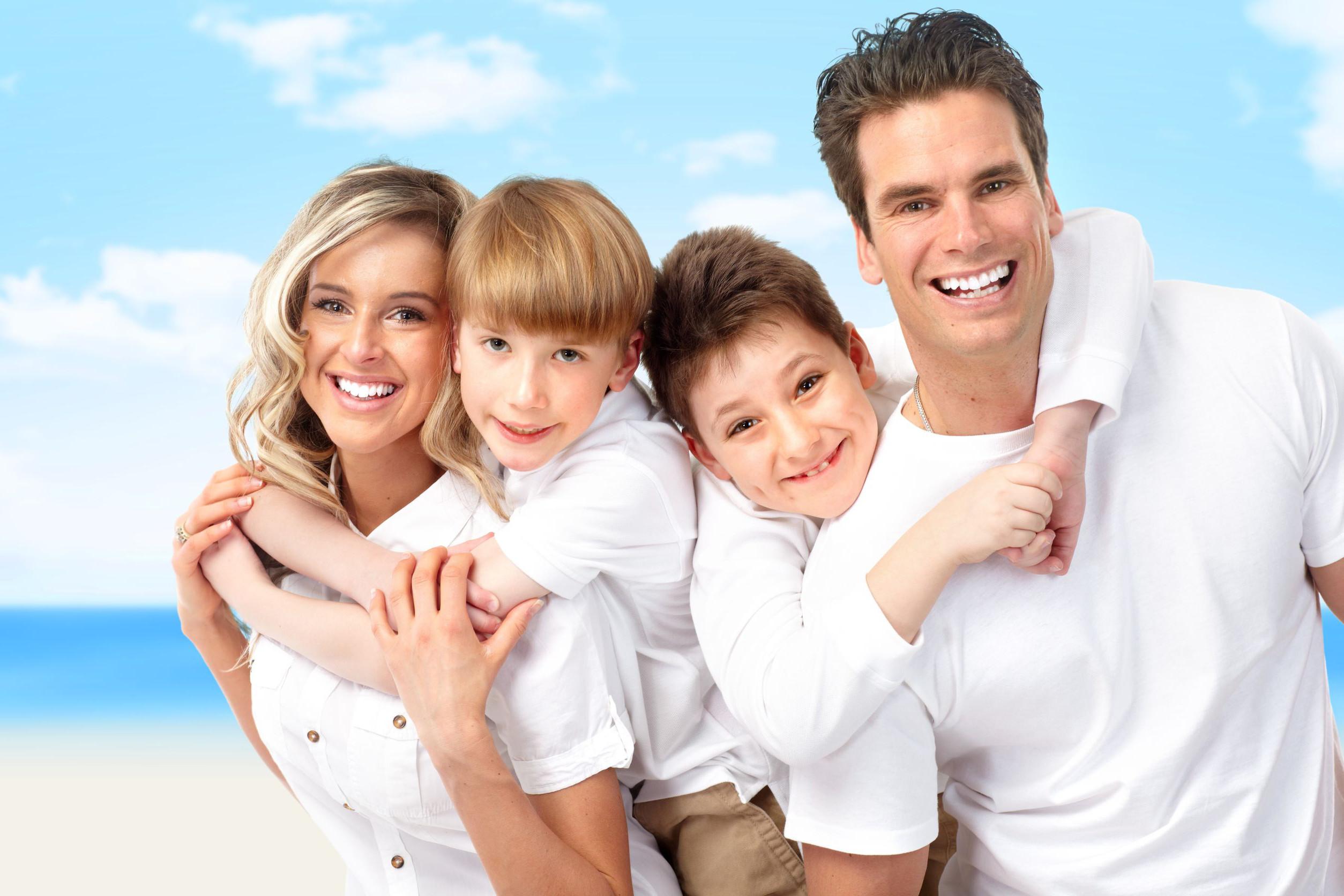الترابط الاسري له دور كبير في تمتع الطفل بنفسية سوية