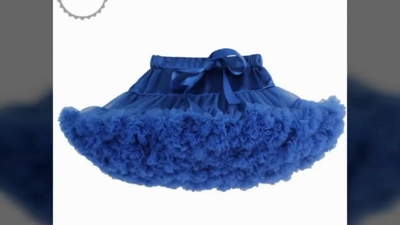 اللون الازرق يعطي طابعًا مميزًا لتنانير الاطفال