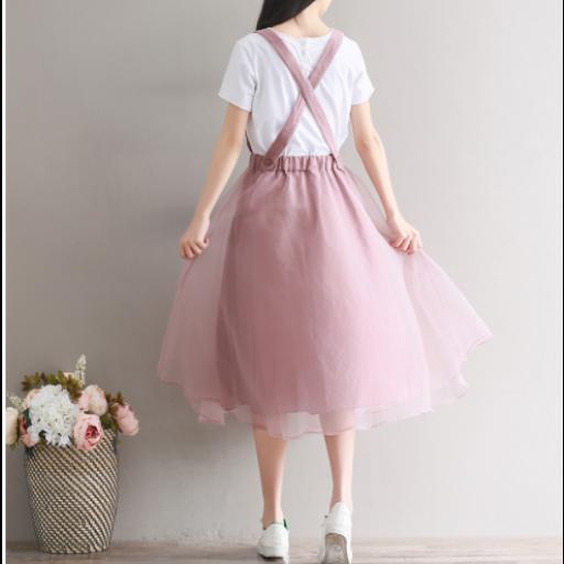 تنورة مميزة للفتيات