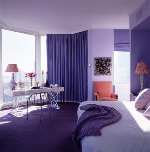 غرف-نوم-باللون-الموف-و-الرصاصي- (1)