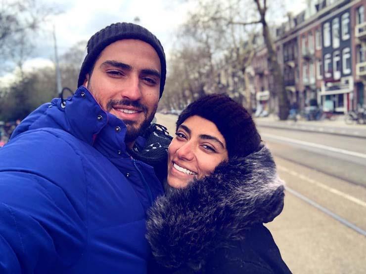 محمد-الشرنوبي-وخطيبته-سارة-الطباخ- (7)