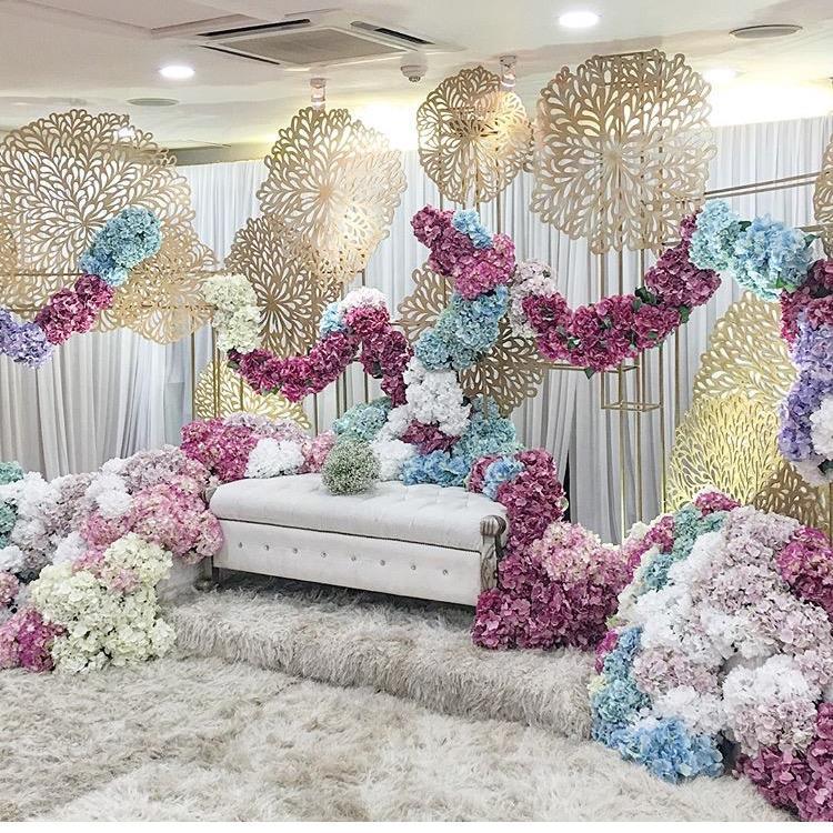 صور ثيمات زواج ذهبي انستقرام 2019