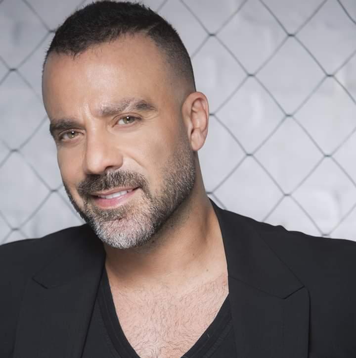 النجم اللبناني جو أشقر