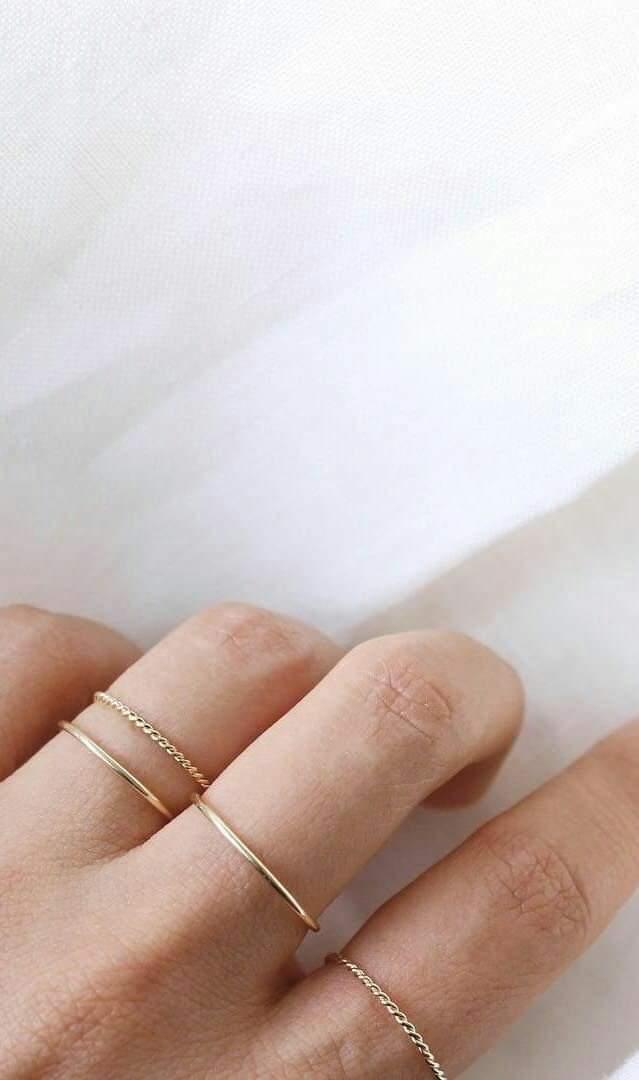 خواتم الأصابع الناعمة