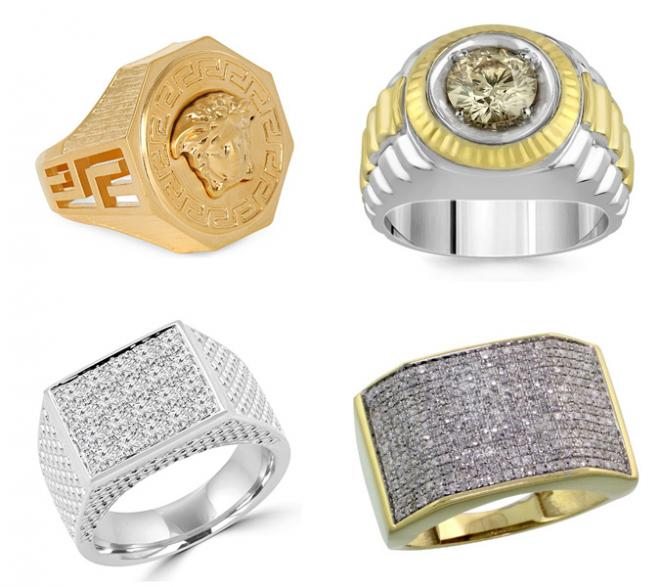 Statement- Signet-Rings