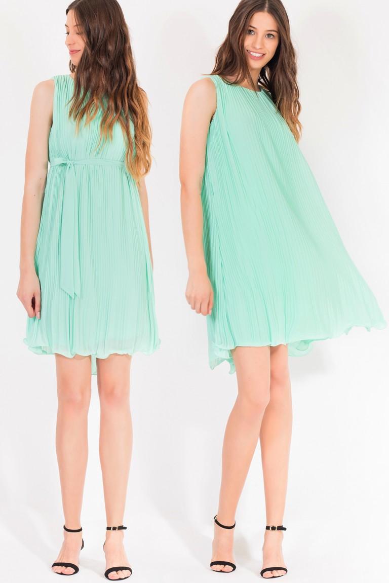 فستان سهرة قصير