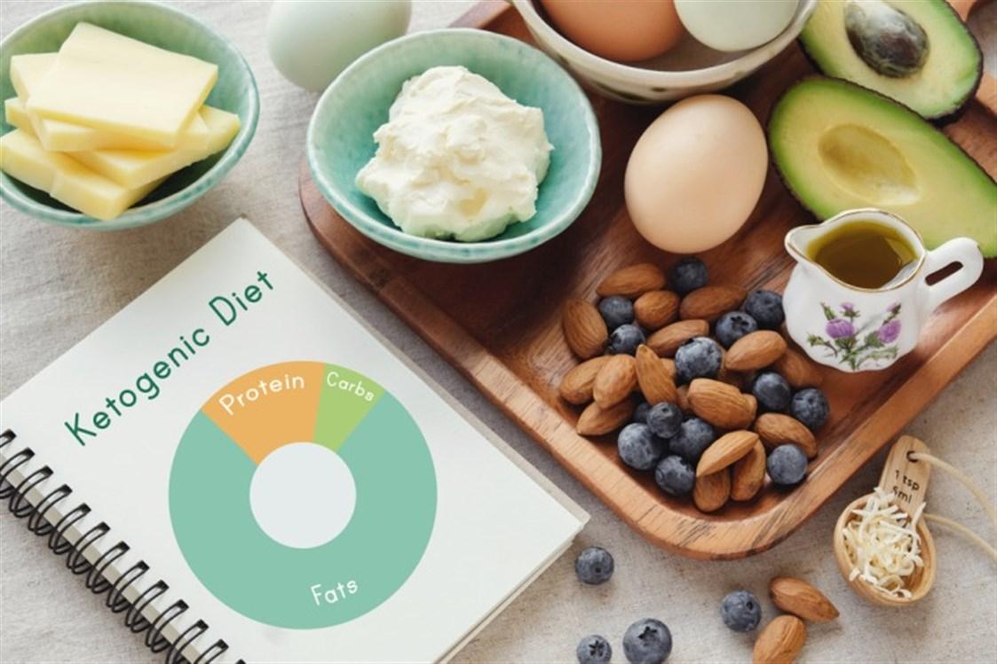 نظام كيتو دايت لإنقاص الوزن الزائد