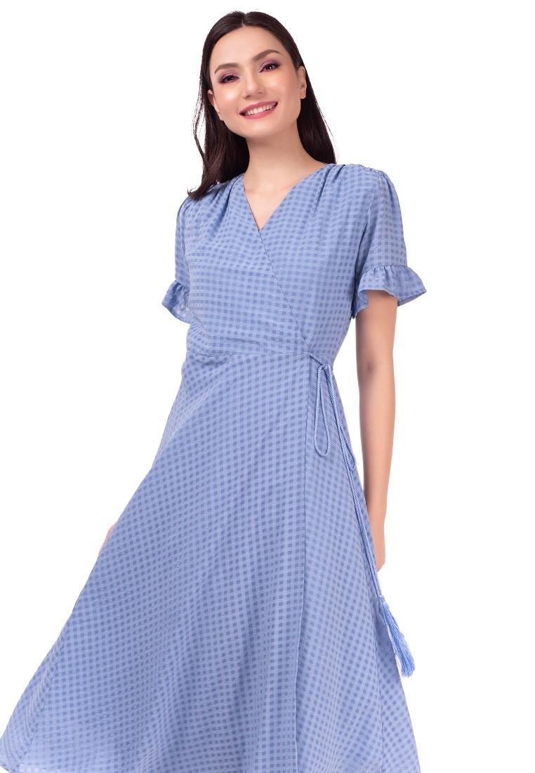 فستان مقام قصير
