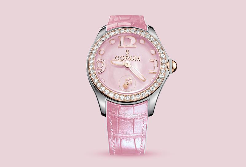 أجمل تصميمات الساعة النسائية