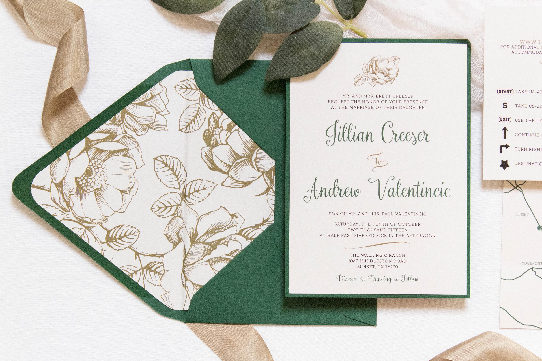 أجمل تصميمات ثيمات العرس الخضراء