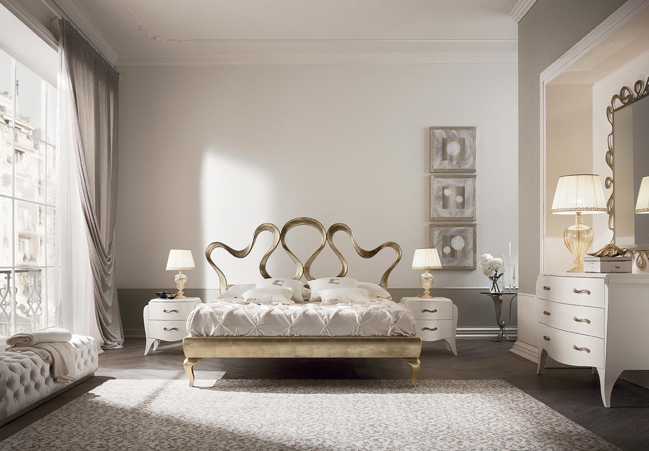أجمل غرف النوم المودرن ذات الطابع الإيطالي