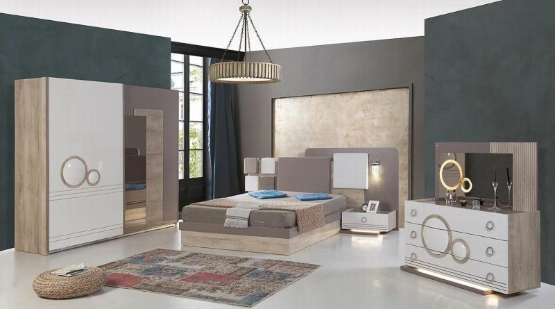 أحدث تصميمات غرف النوم المودرن