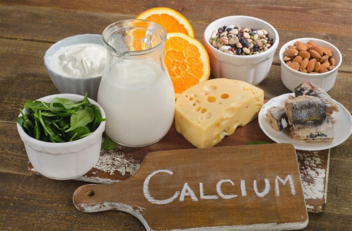أطعمة تساعد في علاج نقص الكالسيوم