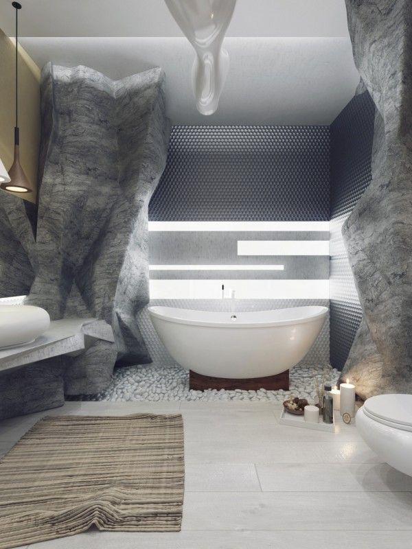 احدث تصميم لسيراميك الحمامات