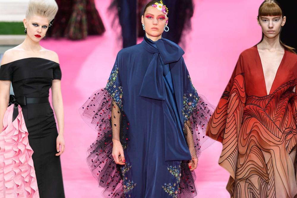 الفساتين الكشكش من أكثر صيحات الموضة التي تلاقي رواجًا هذا العام