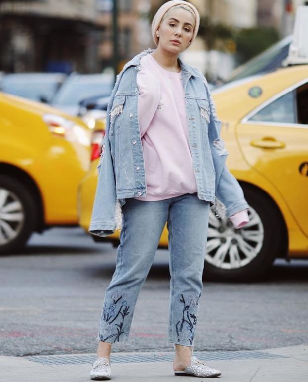 المدونة-آسيا-بنطلون-جينز