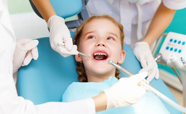 امراض أسنان عند الأطفال